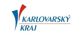 Karlovarský kraj - logo